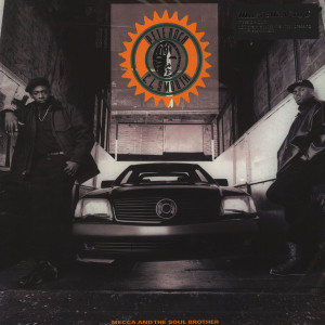 Pete Rock & C.L. Smooth - Mecca & The Soul Brother (2LP, 180g)