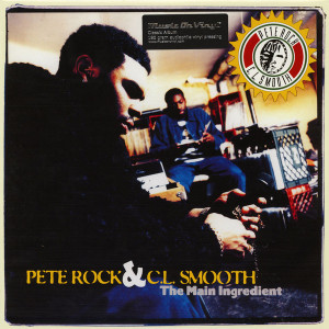 Pete Rock & CL Smooth - The Main Ingredient (2LP Reissue)