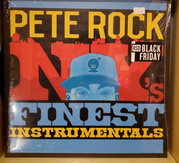 Pete Rock - NY's Finest (INstrumentals) (Vinyl LP)
