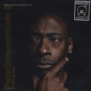 Pete Rock - Petestrumentals 2 (2LP)
