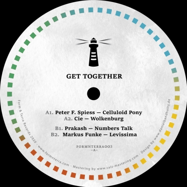Peter F. Spiess, Cie, Prakash, Markus Funke - Get Together (Vinyl Only)