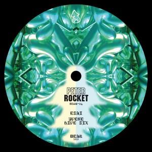 Peter Rocket - Esai (Back)