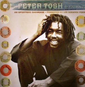 Peter Tosh & Friends - An Upsetters Showcase (Ltd. clear green vinyl)