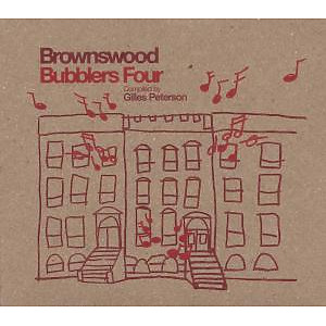 Peterson,Gilles - Brownswood Bubblers Vol.4