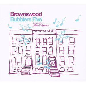 Peterson,Gilles - Brownswood Bubblers Vol.5