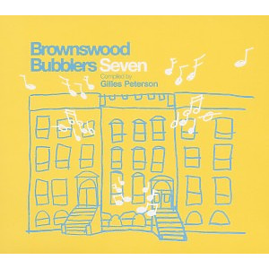 Peterson,Gilles - Brownswood Bubblers Vol.7