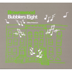 Peterson,Gilles - Brownswood Bubblers Vol.8