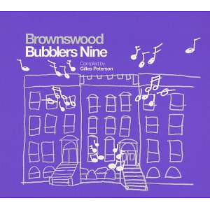 Peterson,Gilles - Brownswood Bubblers Vol.9