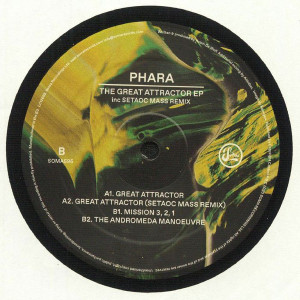 Phara - The Great Attractor EP