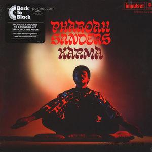 Pharoah Sanders - Karma (Back To Black Ltd. Ed + MP3)