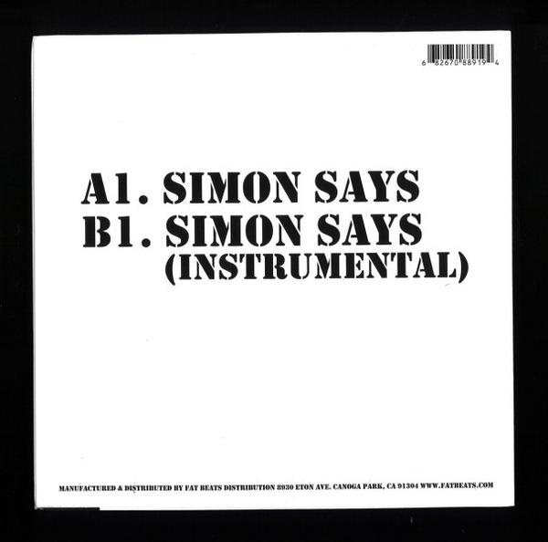 Pharoahe Monch - Simon Says (7