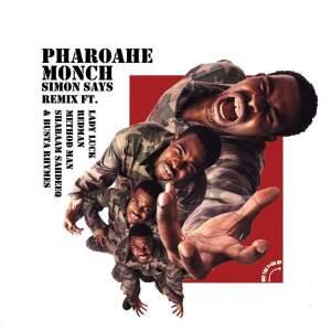 "Pharoahe Monch - Simon Says Remix (7"")"