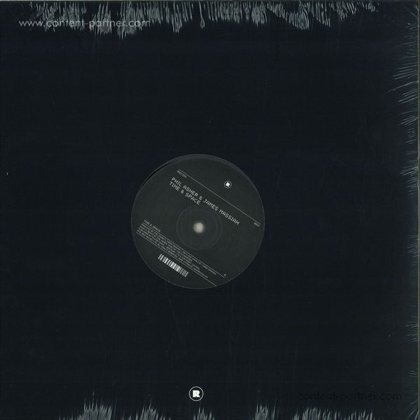 Phil Asher & James Massiah - Time & Space (Back)