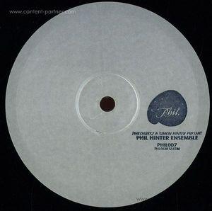 Phil Hinter Ensemble - Philogresz & Simon Hinter Present