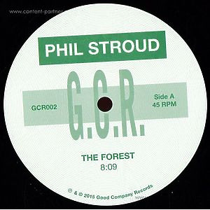 Phil Stroud - The Forest / Yemaja Feat Jack Doepel
