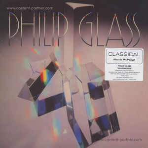 Philip Glass - Glassworks (LP)