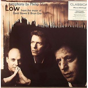 Philip Glass - Low Symphony (LP)