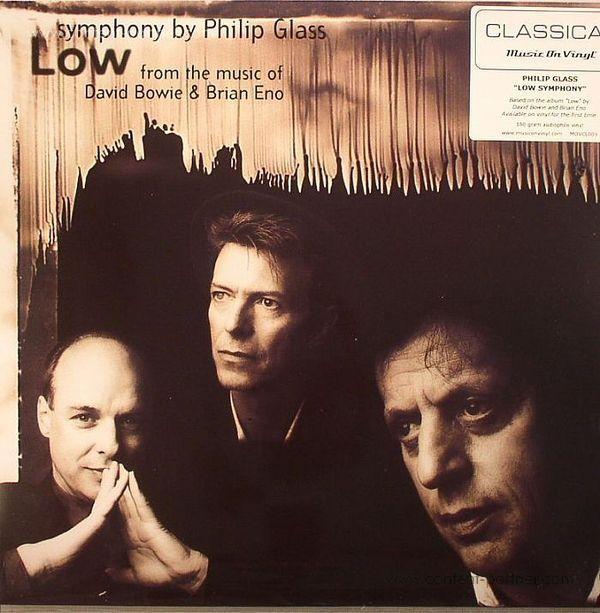 Philip Glass - Low Symphony (LP)