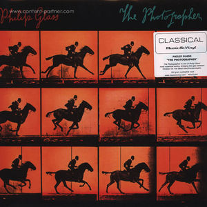 Philip Glass - Photographer (LP)