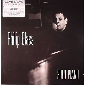 Philip Glass - Solo Piano (LP)