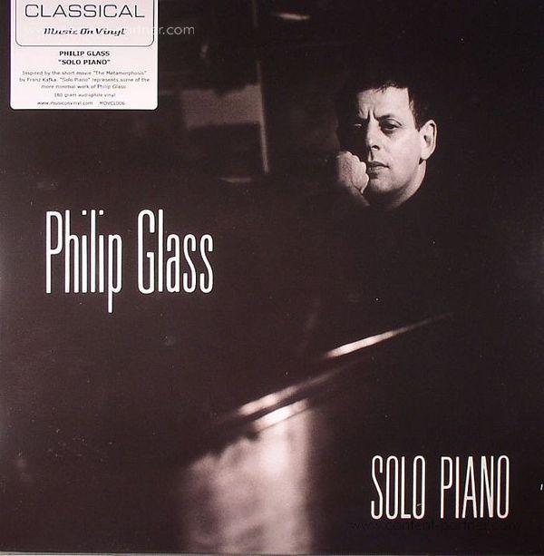 Philip Glass - Solo Piano (LP)