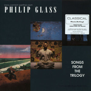 Philip Glass - Songs From The Trilogy (LP)