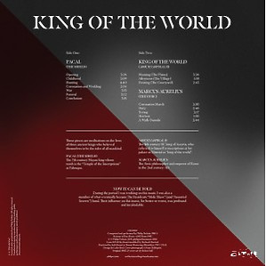 Philip Perkins - King Of The World (Back)