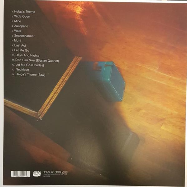 Philip Selway - Let Me Go (LP+MP3) (Back)