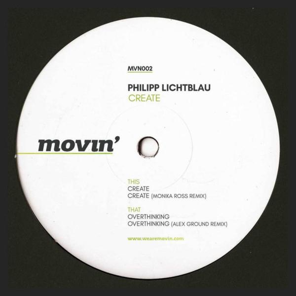 Philipp Lichtblau - Create
