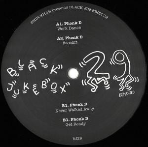 Phonk D - Shir Khan Presents Black Jukebox 29