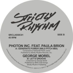 Photon Inc / George Morel - Generate Power / Let's Groove