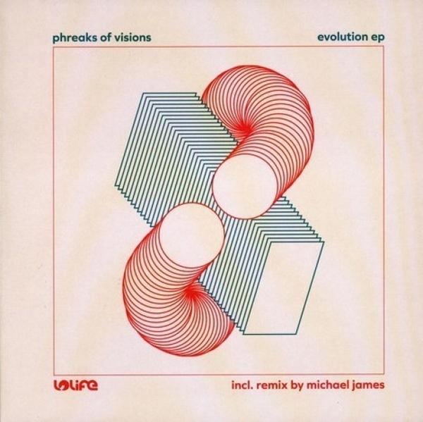 Phreaks of Visions - EVOLUTION (MICHAEL JAMES RMX)