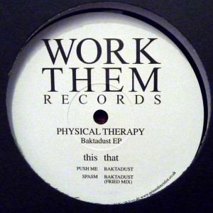 Physical Therapy - Baktadust EP