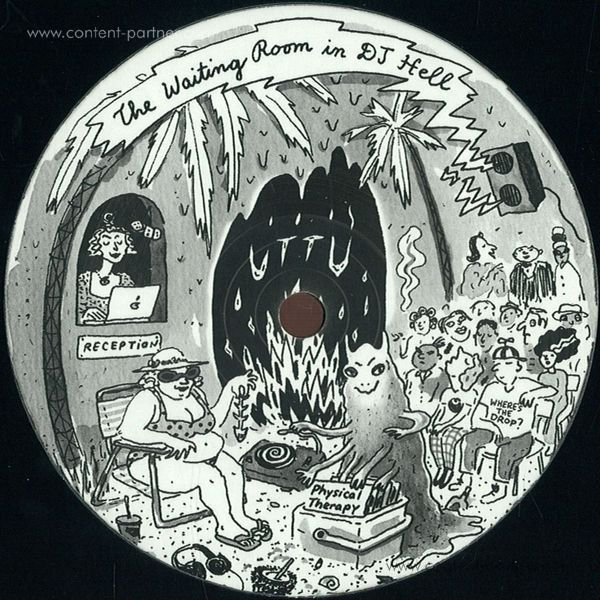 Physical Therapy - Waiting Room In DJ Hell
