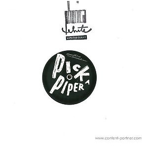 Pick A PIper - Lucid In Fjords incl Caribou Remix