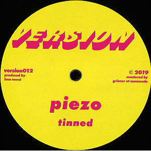 Piezo - The Mandrake / Tinned