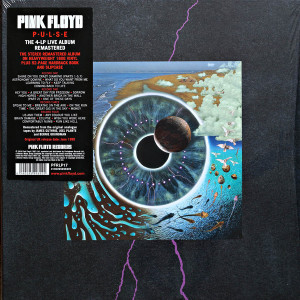 Pink Floyd - Pulse (4LP Box)