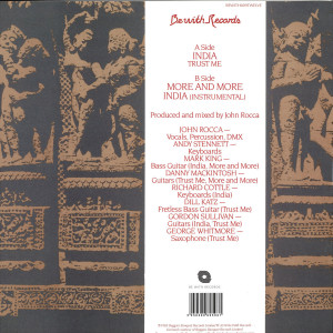 Pink Rhythm - India (Back)
