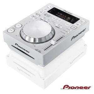 Pioneer CD-Player - CDJ-350-W white