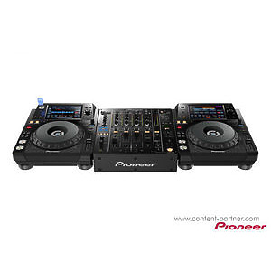 Pioneer USB-Player XDJ-1000 - Digital DJ-Player