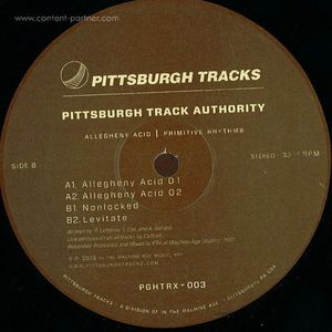 Pittsburgh Track Authority - Vol. 3