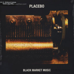 Placebo - Black Market Music (Black LP)