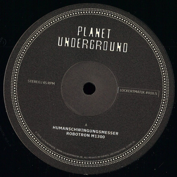Planet Underground - 030-0351 EP