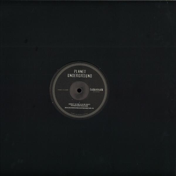Planet Underground - 030-0351 EP (Back)