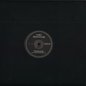 Planet Underground - Lockertmatik 10.5 (Back)