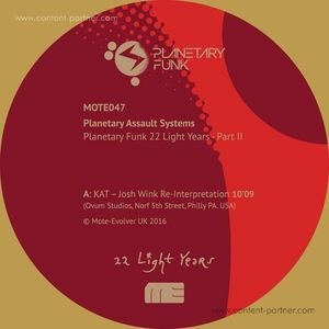 Planetary Assault Systems - Planetary Funk 22 Light Years Series (part 3)