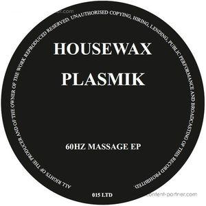 Plasmik - 60hz Massage Ep
