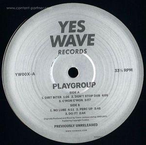 Playgroup - Previously Unreleased' Bonus Ep