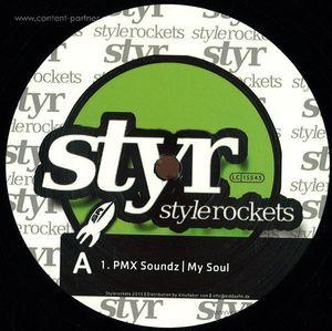 Pmx Soundz, Dompe, Drauf & Dran - Stylerockets