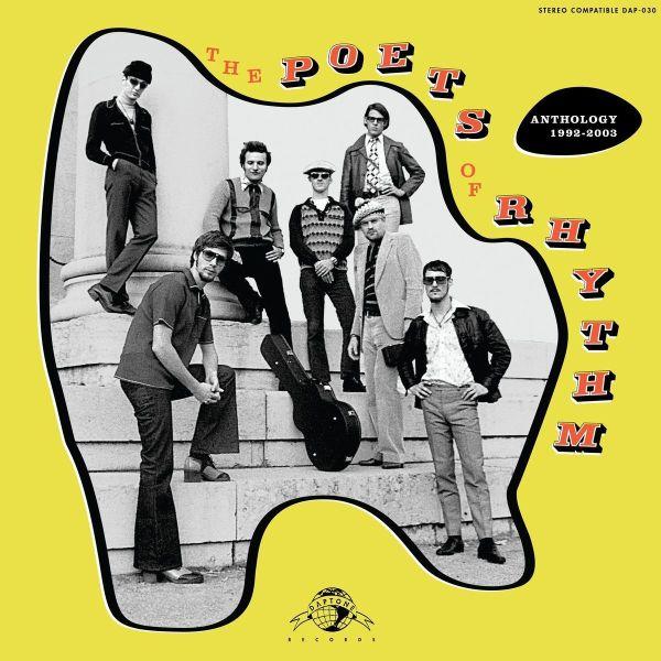 Poets Of Rhythm - Anthology 1992 - 2003 (CD)